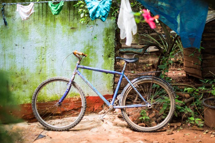 Bicycle by Olivia Crutchfield in Cuba