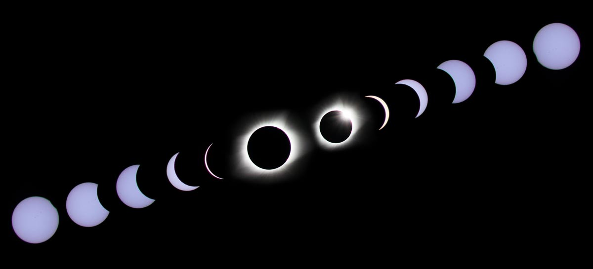 Solar Eclipse by Olivia Crutchfield